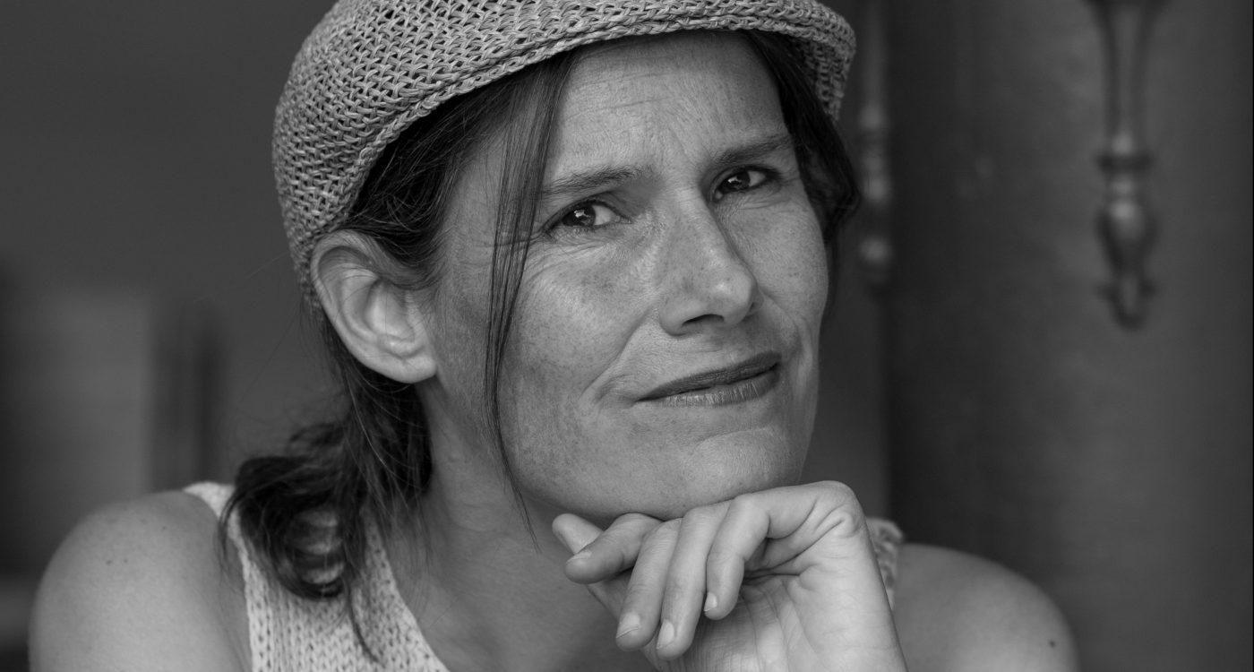 Marianne Künzle von Urs Hürzeler fotografiert