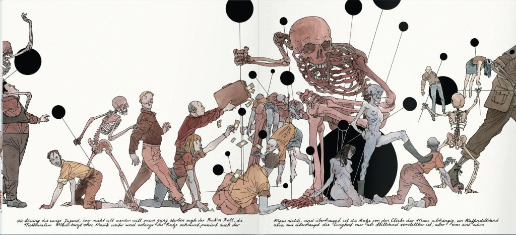 Totentanz? von Jared Muralt, Matthias Vatter, Balz Nill